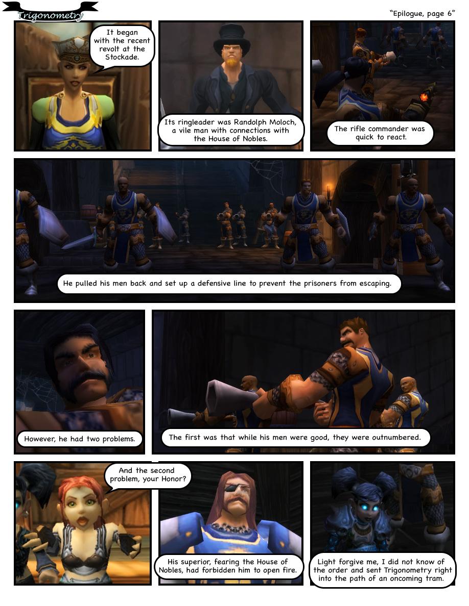 Epilogue, page 6