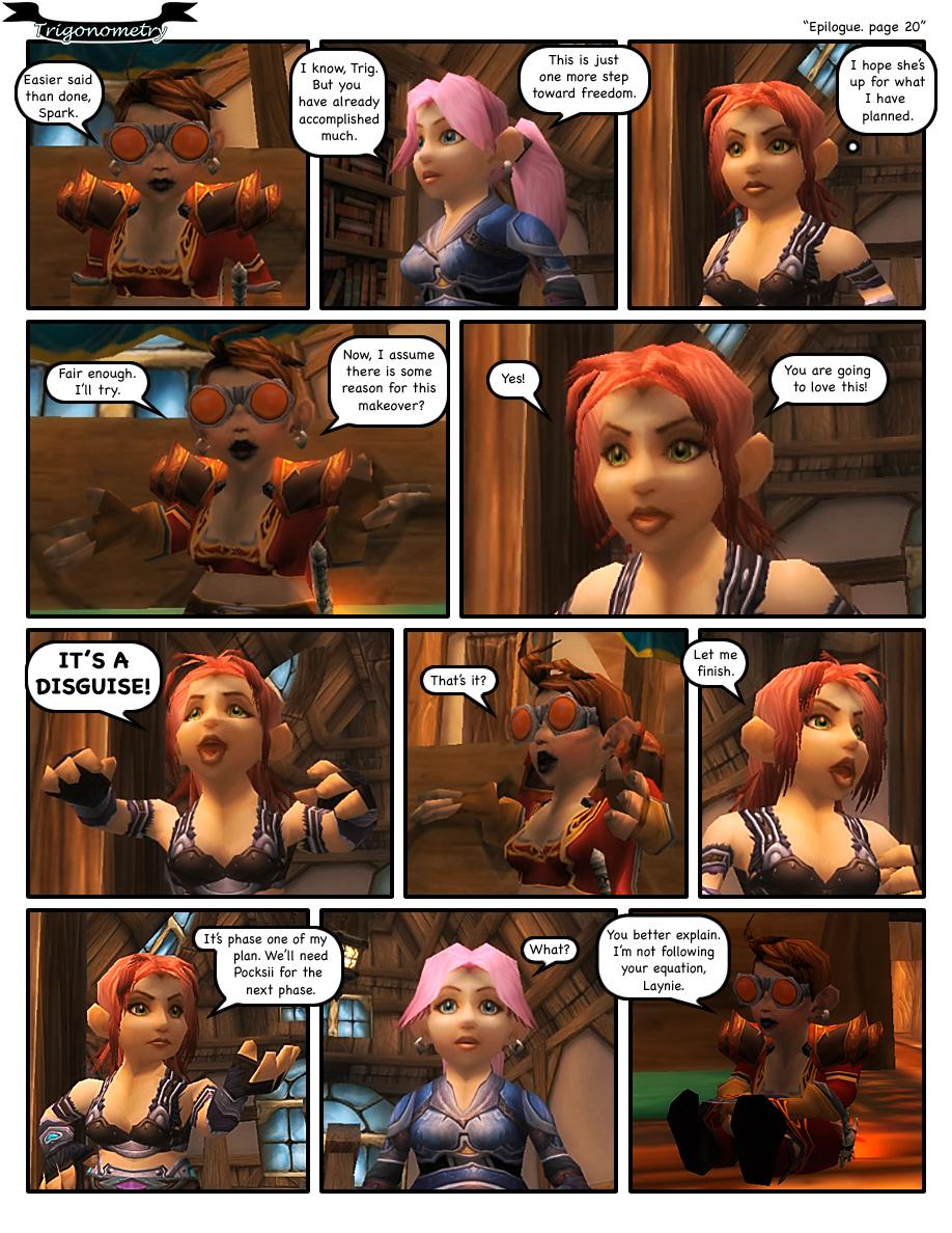Epilogue, page 20