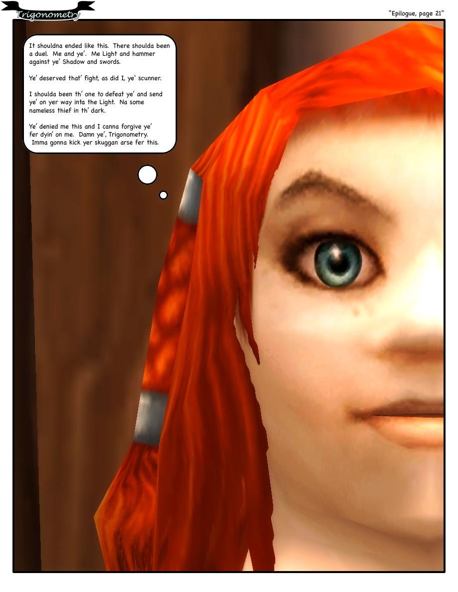 Epilogue, page 21