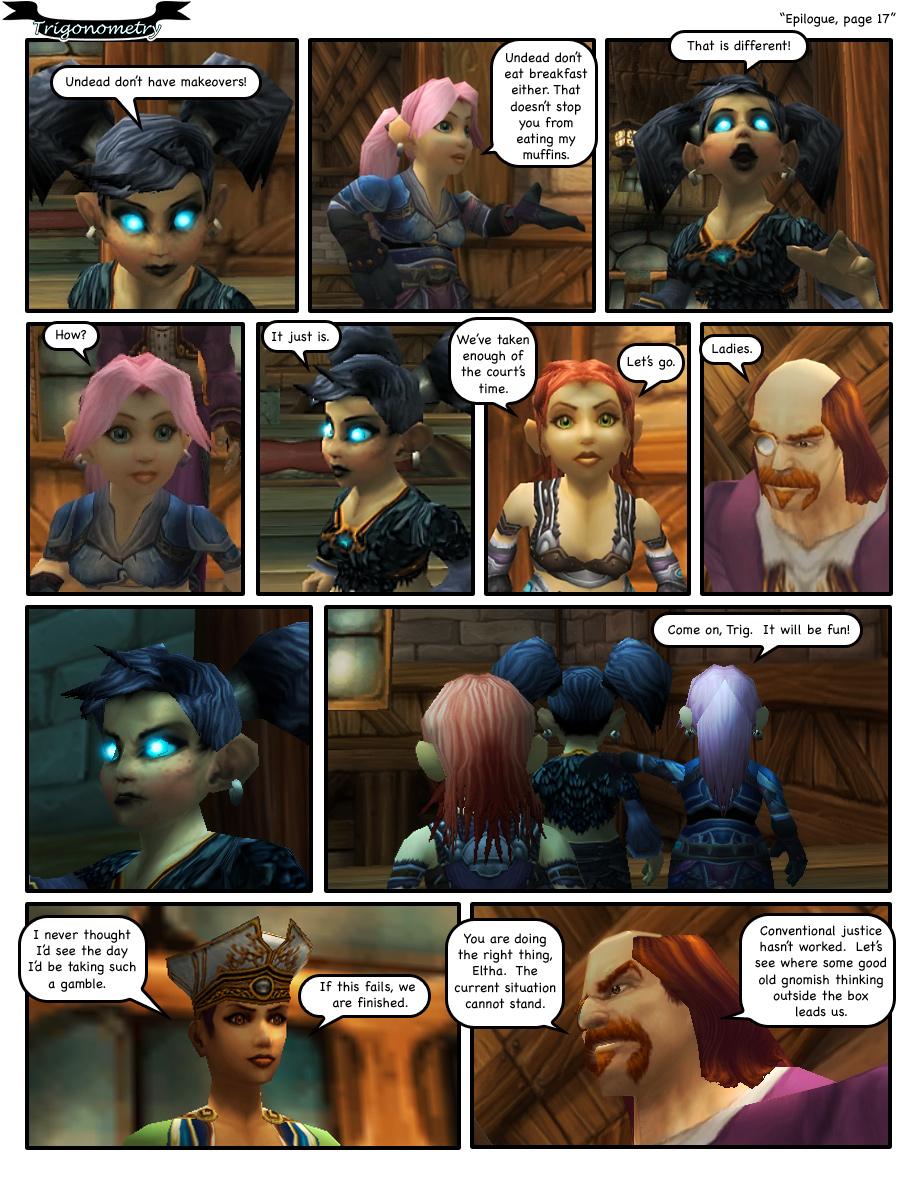 Epilogue, page 17