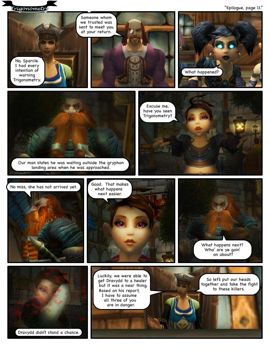 Epilogue, page 11