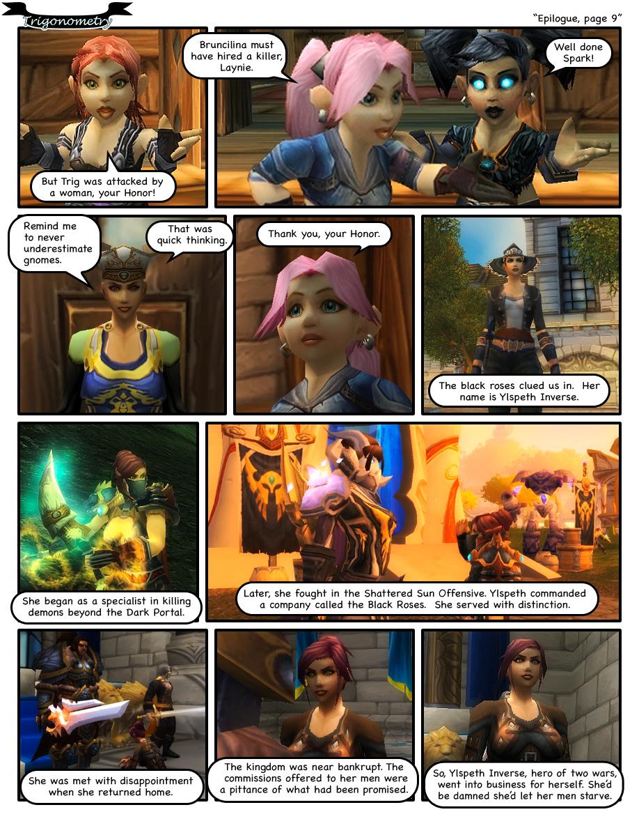 Epilogue, page 9
