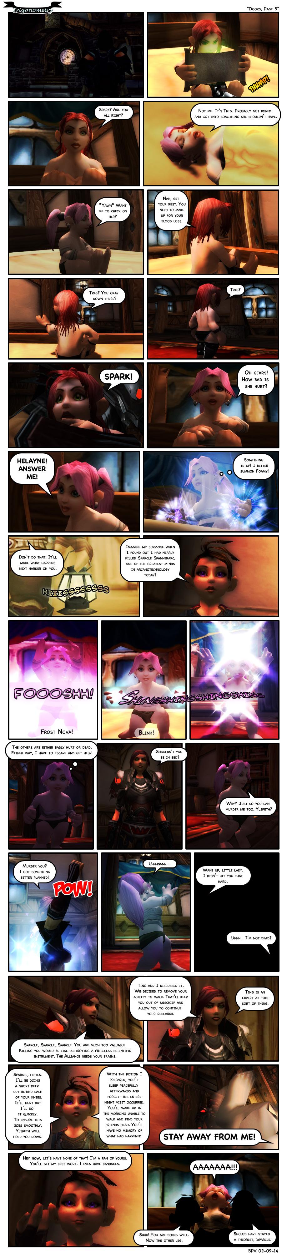 Doors, Page 5