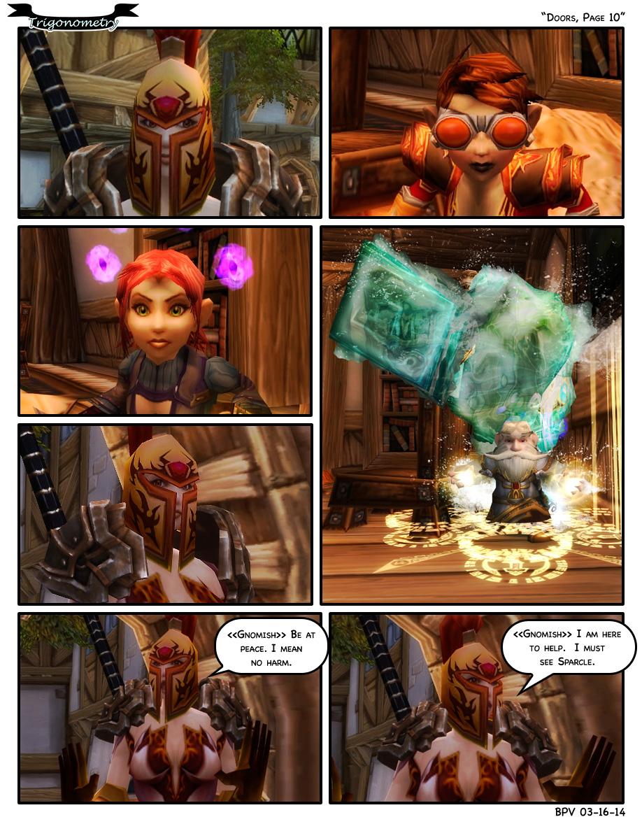 Doors, Page 10