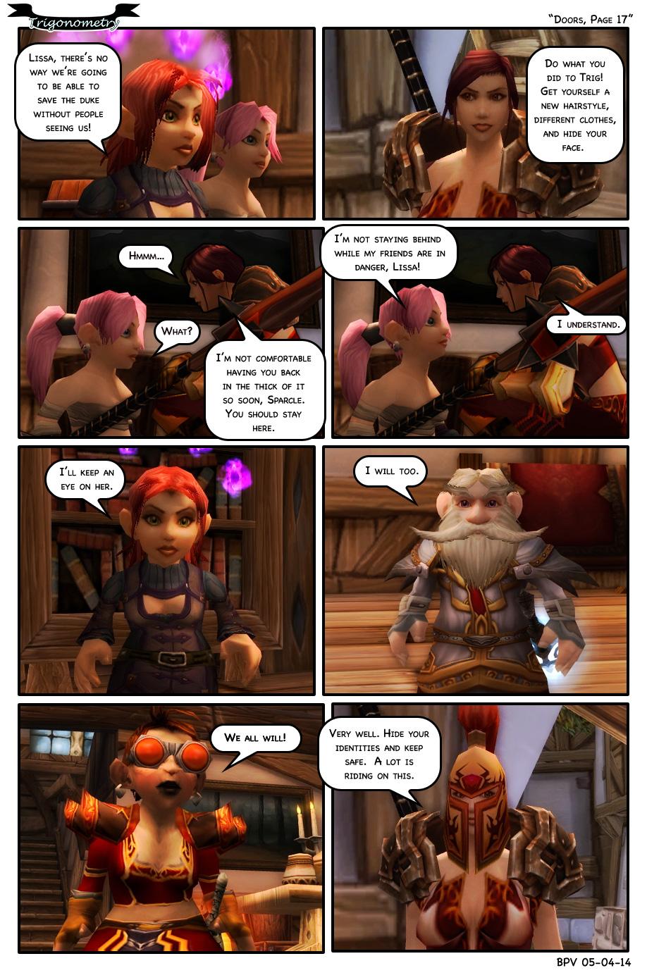 Doors, Page 17