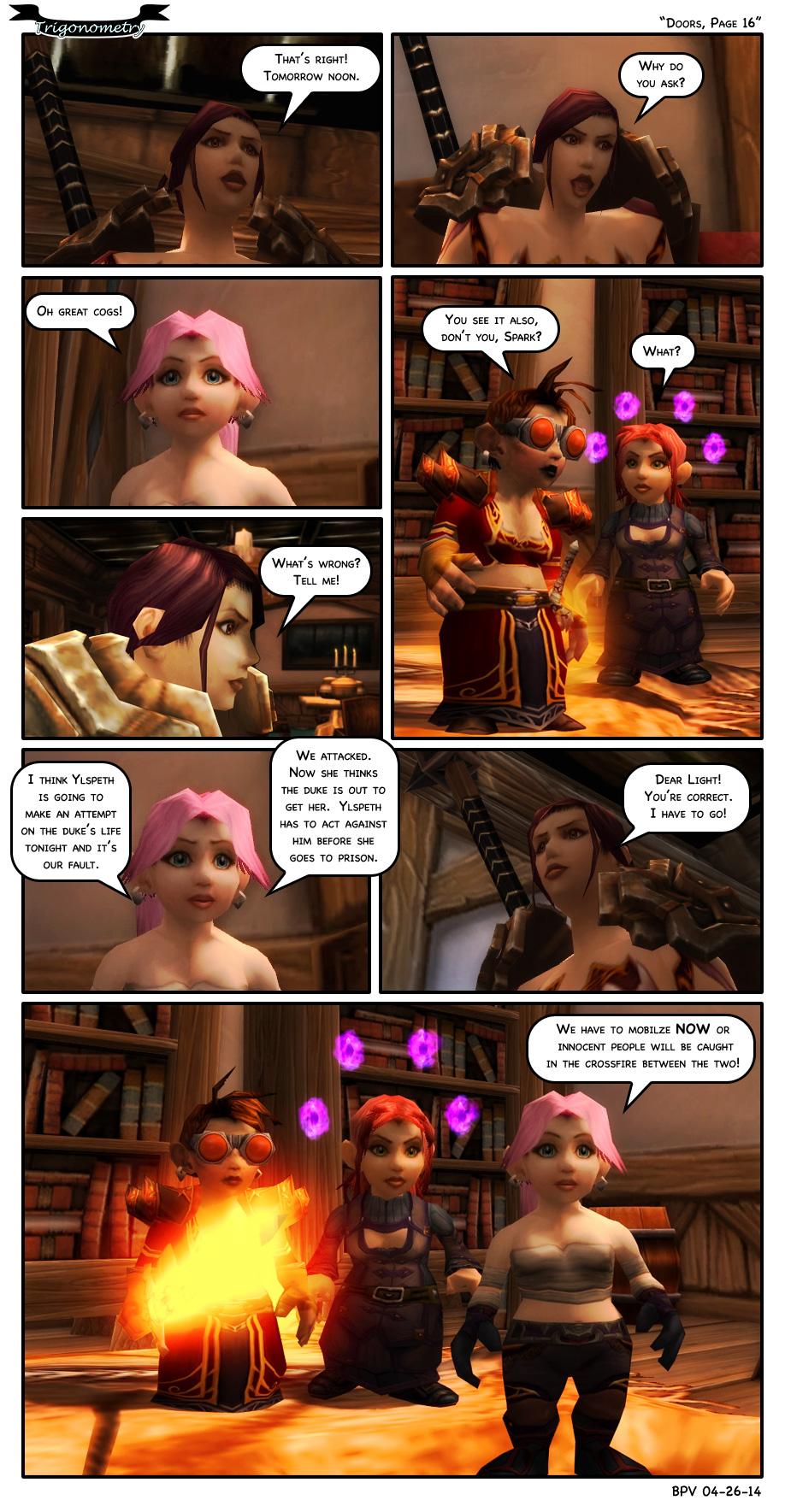 Doors, Page 16