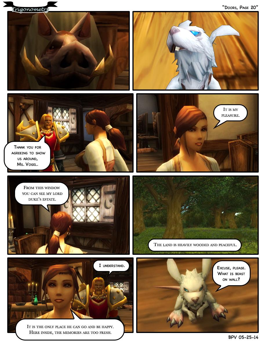 Doors, Page 20
