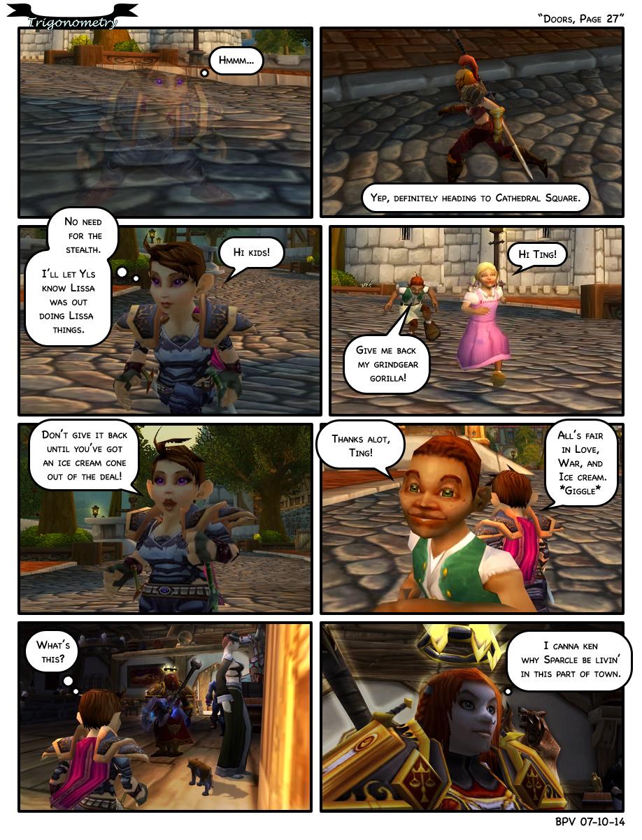 Doors, Page 27