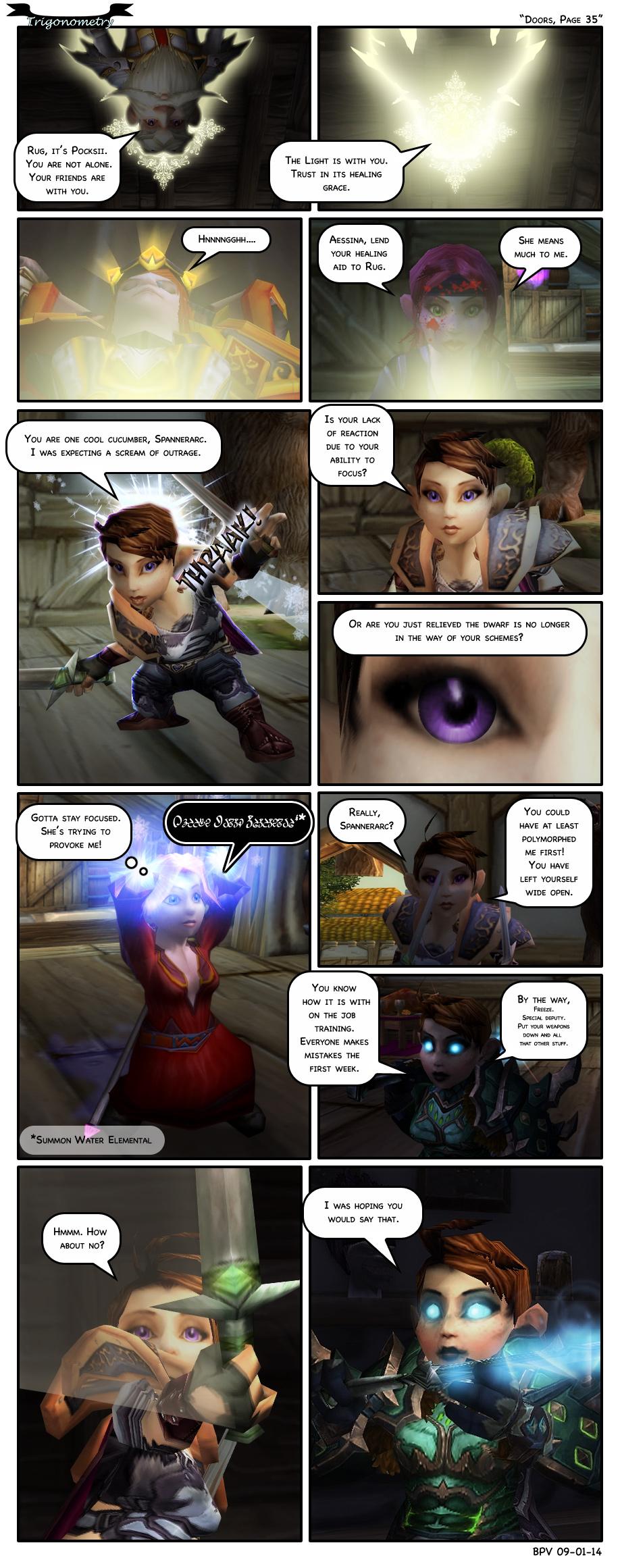 Doors, Page 35