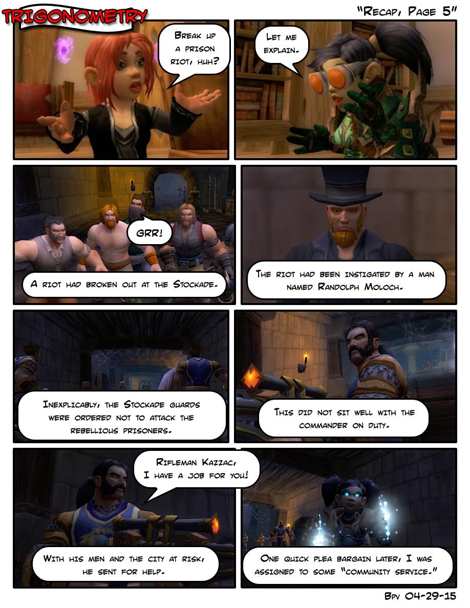 Recap, Page 5