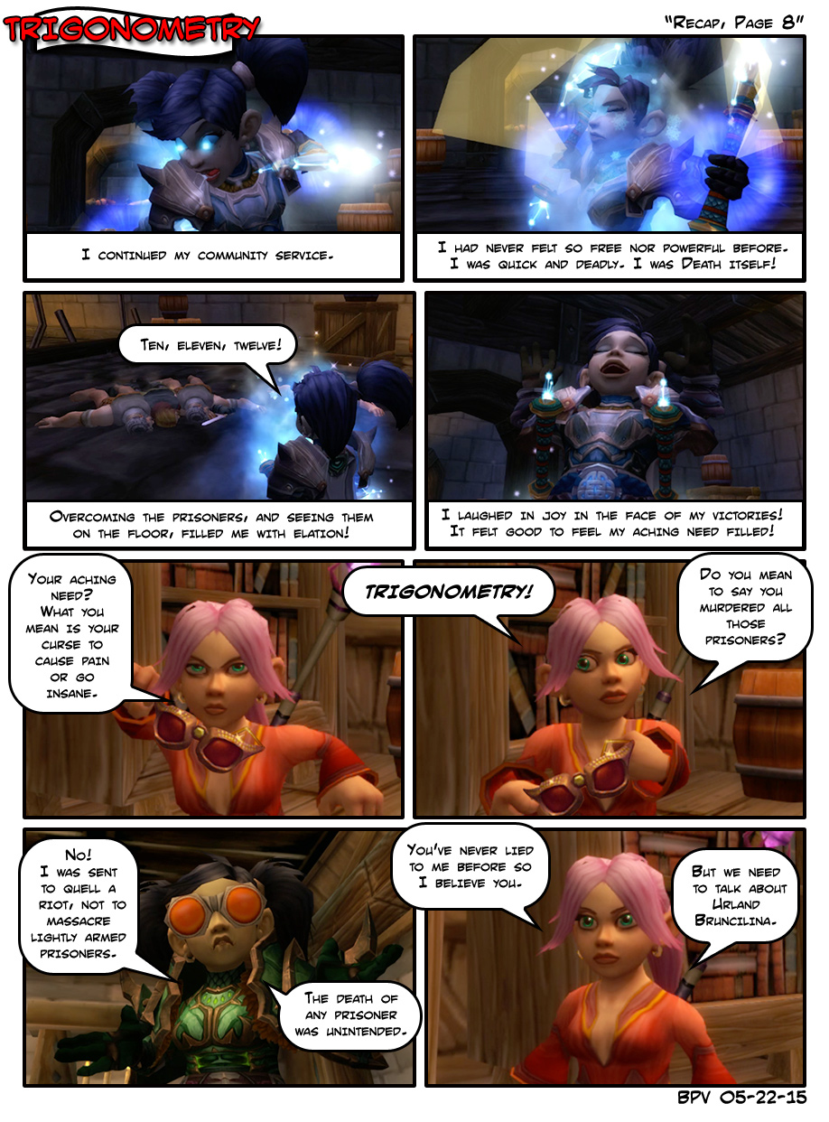 Recap, Page 8